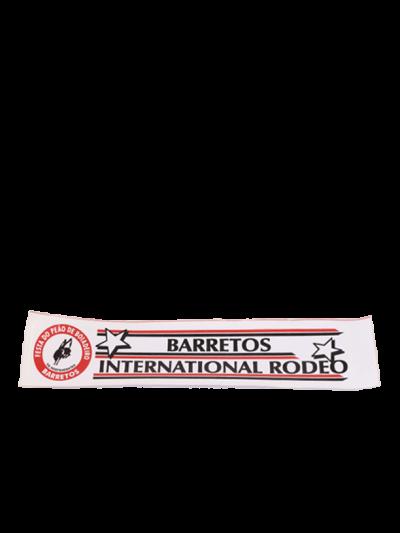 ADESIVO BARRETOS INTERNATIONAL