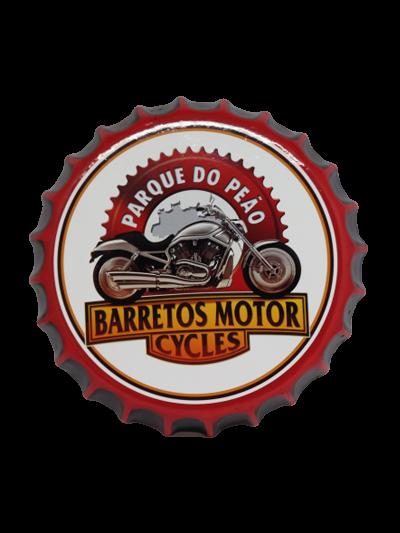 QUADRO TAMPA MOTORCYCLES