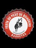 QUADRO TAMPA FESTA DO PEÃO DE BARRETOS